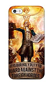 New Cute Funny Bioshock Infinite Case Cover/ Iphone 5/5s Case Cover
