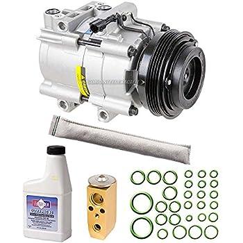AC Compressor w/A/C Repair Kit For Kia Sorento 2003 2004 2005 2006 - BuyAutoParts 60-80362RK New
