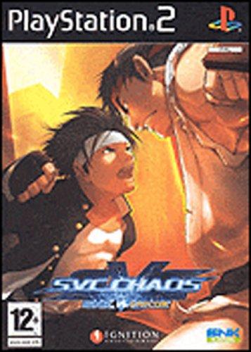 SVC Chaos SNK VS Capcom