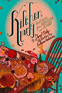 Paperback Kitchen Party Book