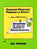 Evaluating Volunteers, Programs and Events, Vineyard, Sue, 0911029079