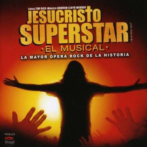 jesucristo superstar cd