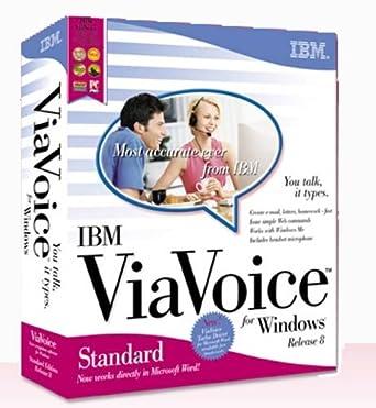 V5.0 GOLD TÉLÉCHARGER GRATUIT IBM VIAVOICE