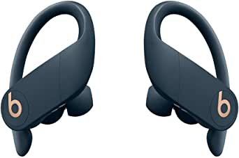 Powerbeats Pro Wireless Earphones - Apple H1 Headphone Chip, Class 1 Bluetooth, 9 Hours Of Listening Time, Sweat Resistant Earbuds - Navy