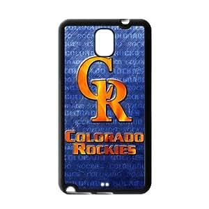 MLB Colorado RockiesCase for Samsung Galaxy Note 3.