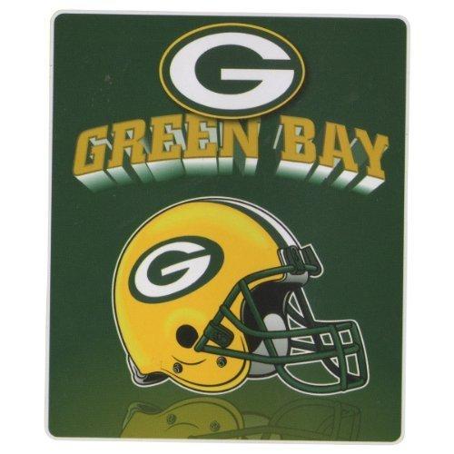 Green Bay Packers Fleece (Green Bay Packers fleece blanket (50 x 60 inches) by Northwest)