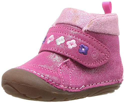 Sneakers Boots For Girls - Stride Rite Sophie Baby Girl's Adjustable
