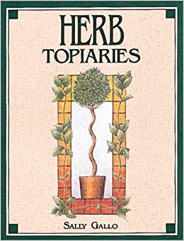 Book Herb Topiaries