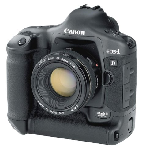 51FG1PAHC5L - Canon EOS-1DX Mark II DSLR Camera (Body Only)