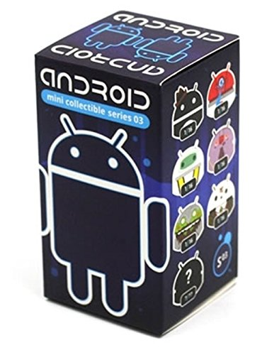 Google Android Mini Collectible Figures, Series 3 …