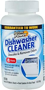 Instant Power Dishwasher Cleaner,16 Ounce