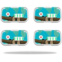 Skin For DJI Phantom 3 Drone Battery (4 pack) – Slow Sloth   MightySkins Protective, Durable, and Unique Vinyl Decal wrap cover   Easy To Apply, Remove, and Change Styles   Made in the USA