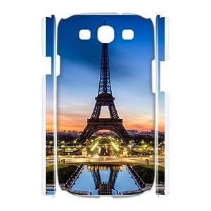 Samsung Galaxy S3 I9300 Phone Case Eiffel Tower 1 A7W2218525