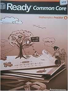 Ready book math grade 6 answers