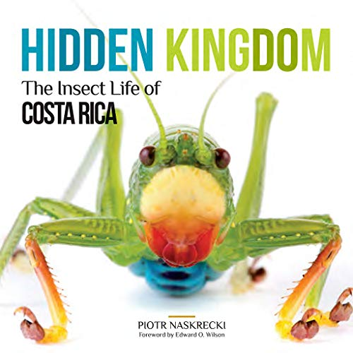Encounter some of the most beautiful creatures in Costa Rica in Piotr Naskrecki's Hidden Kingdom. This book is a visual journey into the world of the insects and their relatives that dominate all terrestrial habitats in Costa Rica through their sh...
