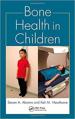 Book Bone Health in Children