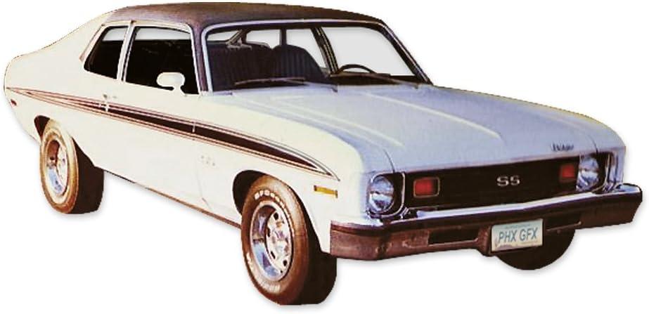 1973 Chevrolet Nova SS Super Sport Decals /& Stripes Kit