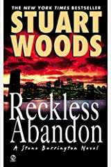 Reckless Abandon (Holly Barker Series Book 4) Kindle Edition