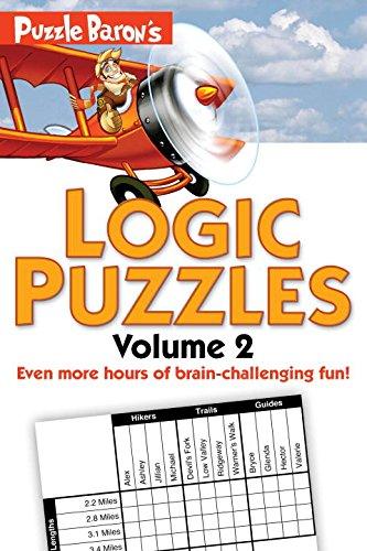 Puzzle Baron's Logic Puzzles, Vol. 2