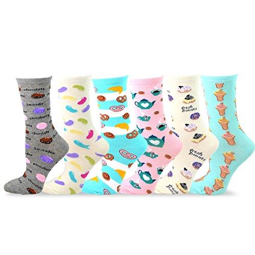 Food-Themed Socks