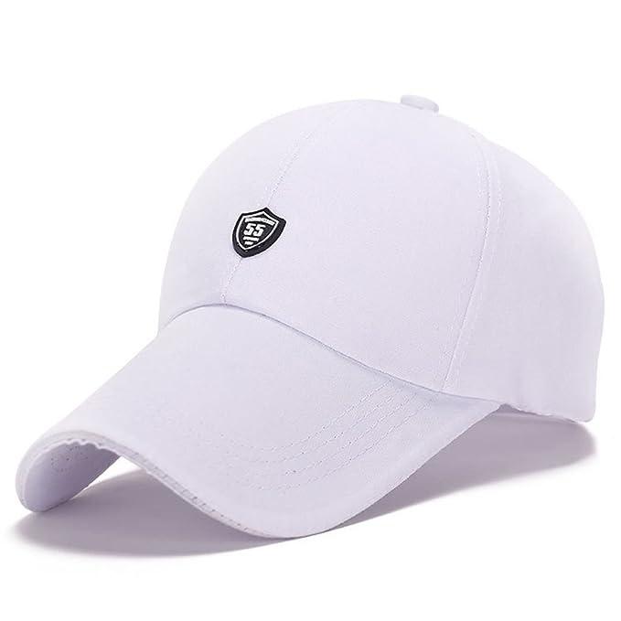 Honour Fashion - Gorra de golf con visera larga, para verano