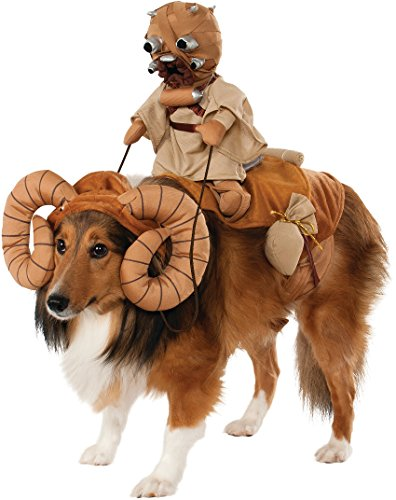 Rubies Costume Star Wars Collection Pet Costume, Large, Bantha]()