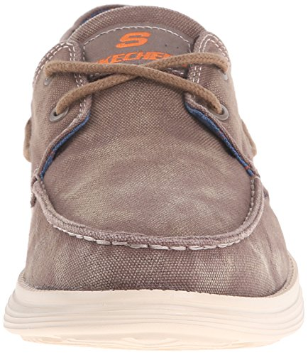 Skechers Usa Men S Status Melec Boat Shoe
