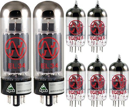 Vacuum Tube Set for Marshall JVM205C, JJ Brand, Apex - Apex Brands
