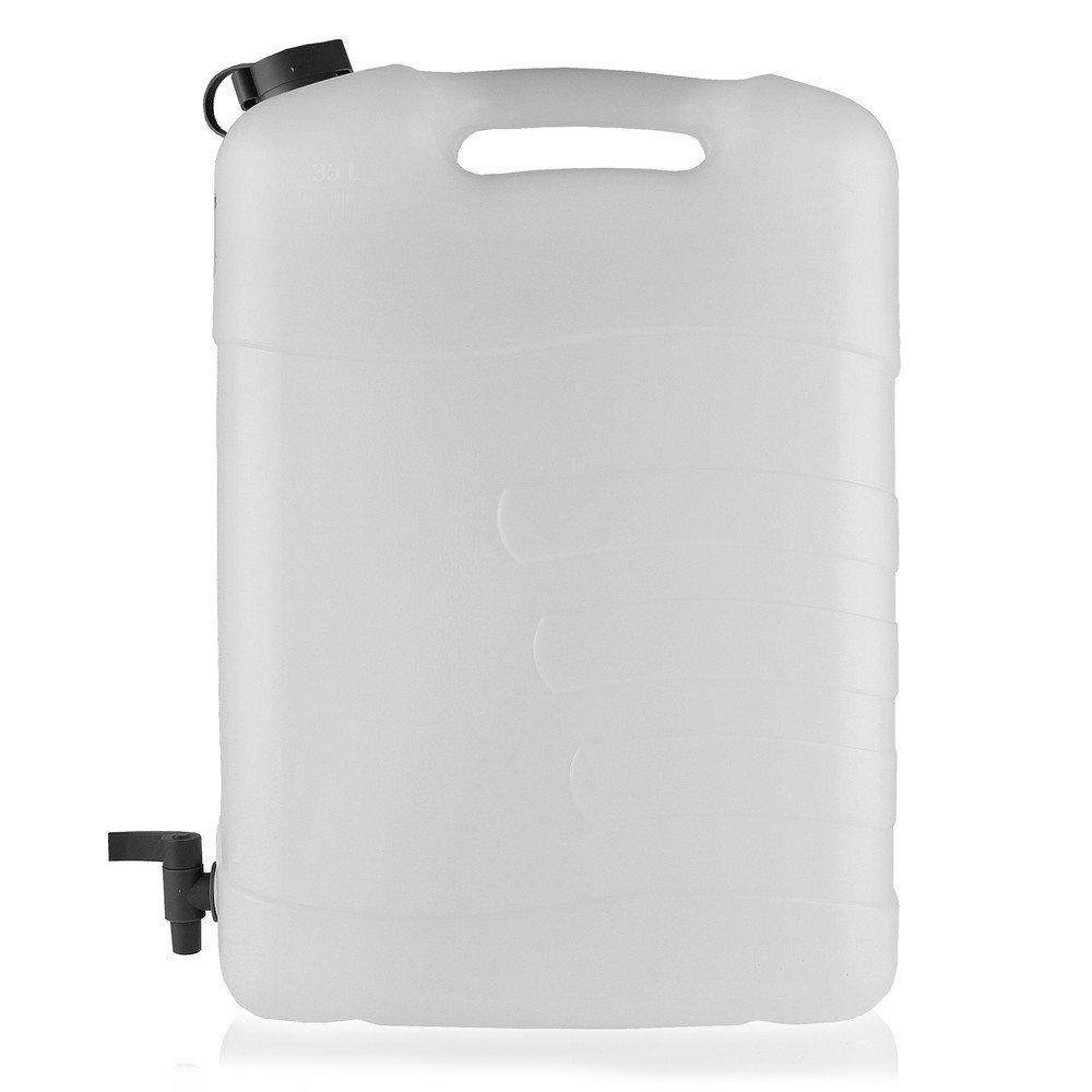Pressol Wasserkanister 35 Liter mit Ablasshahn