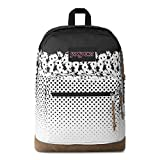 JanSport Right Pack Expressions - Lightweight 15' Laptop Backpack | Floral Horizon Black