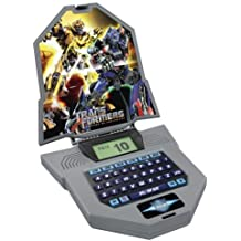 Transformers Autobot Learning Laptop Letters Spelling