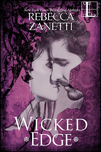 Wicked Edge (Realm Enforcers Book 2) by [Zanetti, Rebecca]