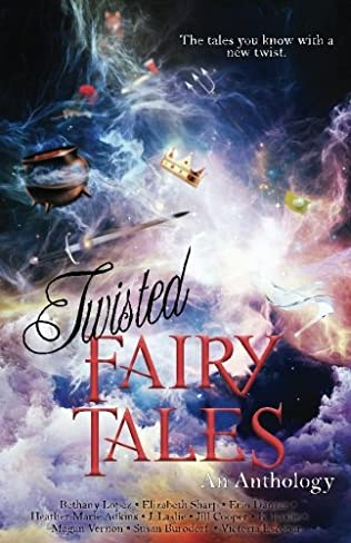 book cover of Twisted Fairy Tales