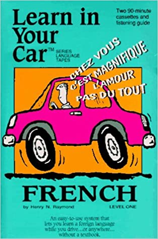 Amazon.com: Learn in Your Car French Level One with Book(s ...