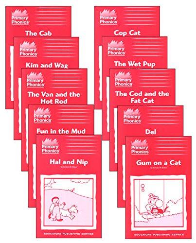 - More Primary Phonics Storybooks - Set 1