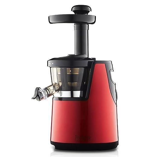 Zen & Pur Vital centrifugadora rojo: Amazon.es: Hogar