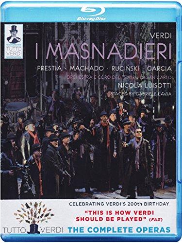 Artur Rucinski - I Masnadieri (Blu-ray)