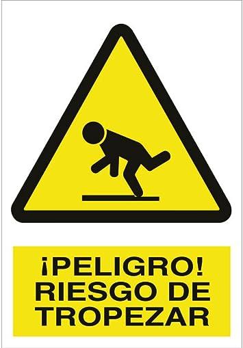 Cofan A67AD148105 /¡PELIGRO RIESGO DE TROPEZAR