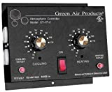 Green Air Products CT-HT-2 Independent Cooling and Heating Thermostat