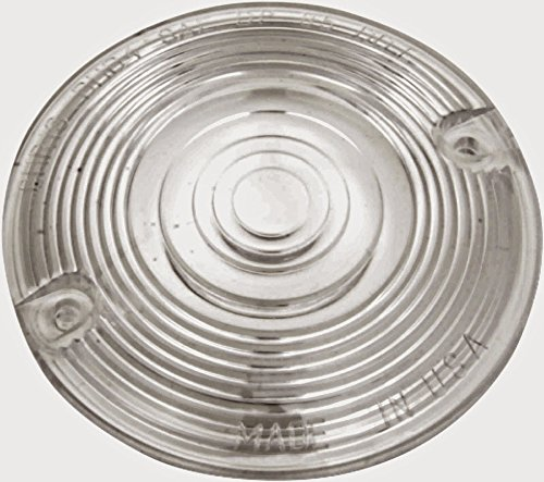 [HARLEY DAVIDSON HD CLEAR TURN SIGNAL LENSE LENS (PAIR)] (Clear Signal Lenses)