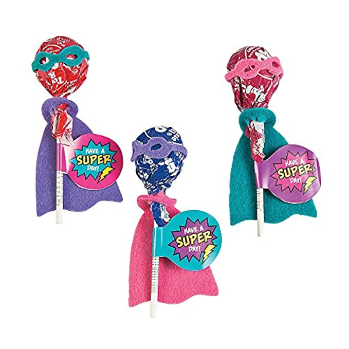 sucker lollilpop set for valentines day gifts for kids