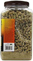 Zoo Med Natural Tortoise Food, 60-Ounce, Grassland