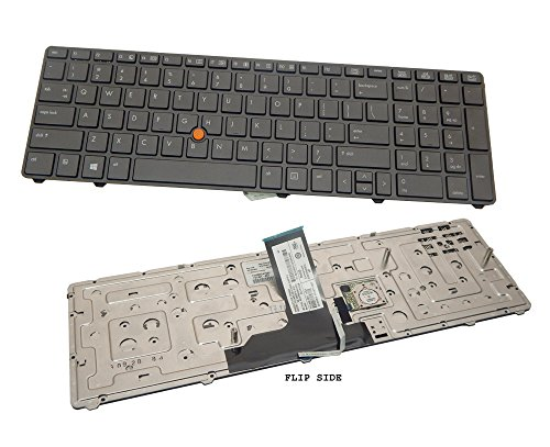 HP Elitebook 8770w w/ Point Stick Keyboard (Point Stick)