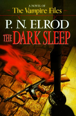 book cover of The Dark Sleep