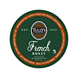Tully's Coffee French Roast, 24-Count K-Cups for Keurig Brewers  (Pack of 2)