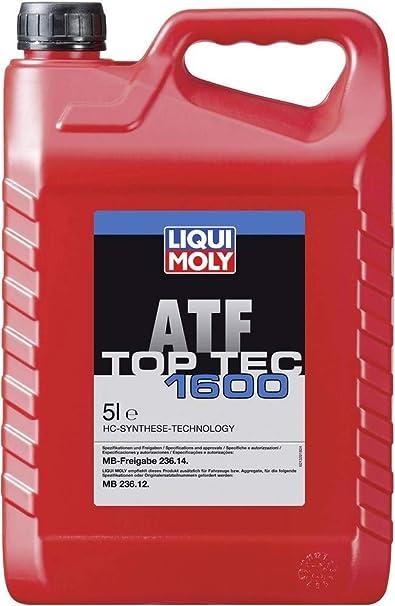 Liqui Moly 21176 Top Tec Atf 1600 5 L Auto