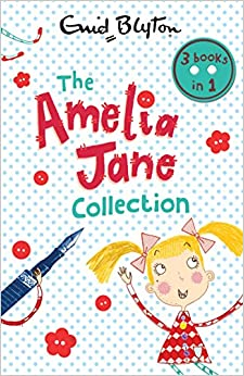 Amelia Jane inspiration for World Book Day 2017