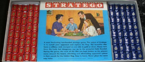 stratego board game pieces - 4