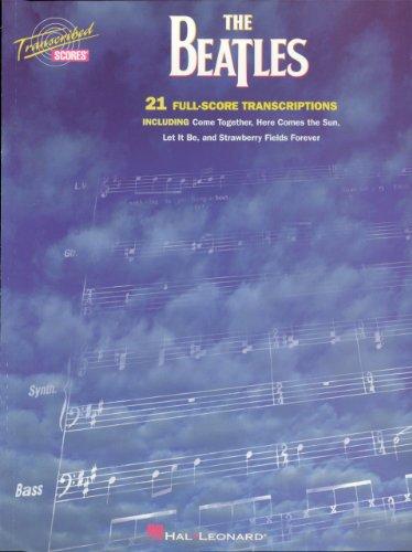 Amazon the beatles transcribed scores ebook the beatles amazon the beatles transcribed scores ebook the beatles kindle store fandeluxe Gallery