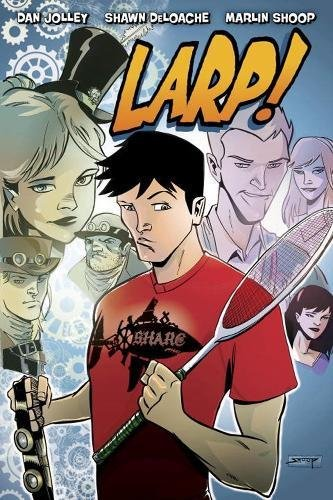 Uk Larp Costume (LARP! Volume 1)